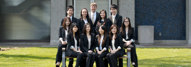 SFU Human Resources Students' Association Executive